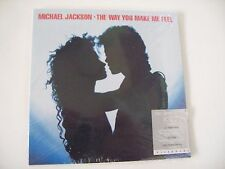 MICHAEL JACKSON THE WAY YOU MAKE ME FEEL LIMITED EDITION CD BRAND NEW & SEALED