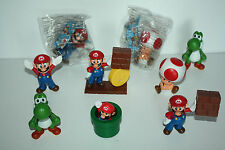 Mcdonalds Happy Meal Nintendo Super Mario Toys Bundle