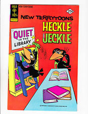 New Terrytoons   37    Heckle and Jeckle    Library Cover