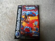 X-men Children Of The Atom - Sega Saturn -  X Men Marvel Fighting