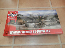 AIRFIX WWII RAF BOMBER RE-SUPPLY SET 1:72