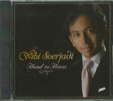 A -1 CD Wibi Soerjadi / Hand to Heart / Klavier