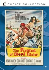 Pirates of Blood River (2014, DVD NEW) DVD-R