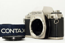 [Excellent+++] CONTAX S2 60years Titanium 35mm SLR Film Camera From Japan