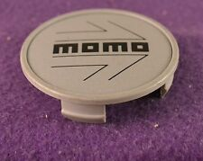 Momo Silver Custom Wheel Center Cap Set of One (1)