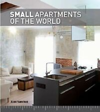 Small Apartments of the World by Alex Vidiella (2014, Paperback)