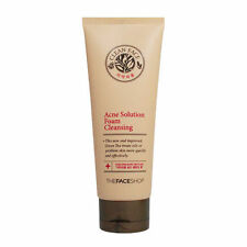 THE FACE SHOP:) Clean Face Acne Solution Foam Cleansing 150ml
