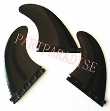 "Surfboard fin Futures Compatible G5 Style Surf ""2+1"" Thruster Fins Future Fin"