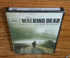 The Walking Dead: Complete Second Season (DVD) 2 2nd zombie tv show farm NEW