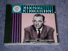 The Best Of Bing Crosby (UK 20-track CD, NM Disc, New Case)