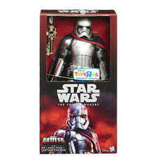 "Star Wars Force Awakens CAPTAIN PHASMA 12"" Inch Figure EP VII IN HAND TOYS R US"