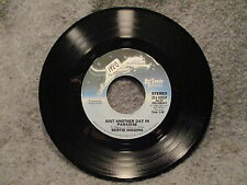 "45 RPM 7"" Record Bertie Higgins Just Another Day In Paradise 1982 Kat ZS5 02839"