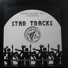 "Various - Star Tracks (Volume 3) 12"" VG+ LES 9301 Netherlands 1993 Vinyl Record"