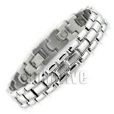 SMC-S4501  DELUXE MAGNETIC THERAPY BRACELET 22 STRONG MAGNETS 66K TOTAL GAUSS
