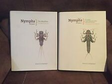 Nymphs Vol. I , Ernest G. Schwiebert, Lyons Press, CT, 2007, First Edition