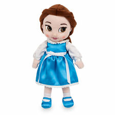 Disney Store  Animators' Collection Belle Plush Doll - 13''