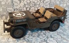 Ultimate Soldier 1/6 Scale WW2 USA Green Jeep Willy 21st Century Toys 12907