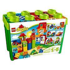 LEGO® DUPLO® Creative Play Deluxe Box of Fun 10580