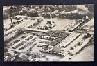 ELKHART, IN ~ AERIAL VIEW OF C.G. CONN. LTD FACTORY ~ REAL PHOTO PC ~ 1930s-40s