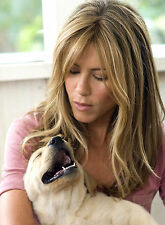PHOTO MARLEY ET MOI  - JENNIFER ANISTON   (P2) FORMAT 20X27 CM