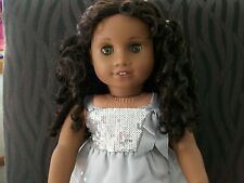AMERICAN GIRL DOLL CECILE AND ACCESSORIES NIB RETIRED ADULT COLLECTOR