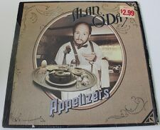 ALAN O'DAY - Appetizers [Vinyl LP, 1977] USA Import PC 4300 Rock Pop *EXC*