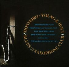 Blues for the Saxophone Club by Jeremy Monteiro (CD, May-2010, Golden String)