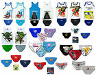 Boys Official Licensed Character Underwear | Briefs | Pants | Vest & Pants Set