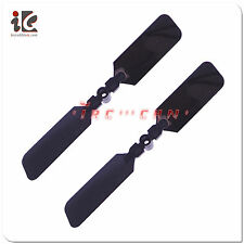 2x Tail Blade For SH 8832 C8 CYCLONE Spy Camera RC Helicopter Parts 8832-02