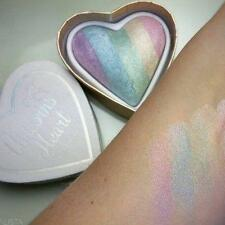"MAKEUP REVOLUTION ""I HEART UNICORNS"" RAINBOW HIGHLIGHTER BLUSH EYESHADOW Powder"