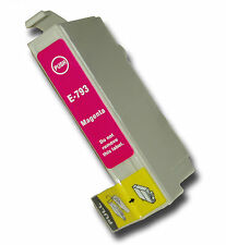 1 Magenta Compatible Non-OEM T0793 'Owl' Ink Cartridge with Epson Stylus PX830FW