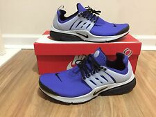 Nike Air Presto Men's Shoes Persian Violet/Black/Neutral Grey/White 305919-501 L