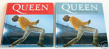 QUEEN LIVE AT WEMBLEY VOL.1 +VOL 2 CD AND BOOK  POLISH IMPORT SEALED