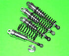ALUMINUM SHOCKS W/ 4mm Shafts Fit Traxxas Nitro Rustler