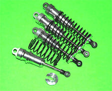 HD ALUMINUM SHOCKS W/ 4mm Shafts Fit Traxxas Stampede 4x4 / 2wd VXL XL-5 -S