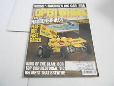 JAN 1994 OPEN WHEEL vintage car racing magazine