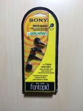 SONY - MDR-E807 - Fontopia-Stereo - Earphones-Twin - Turbo