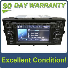 Toyota PRIUS C Radio GPS Navigation Entune CD Player Bluetooth OEM 86140-52110
