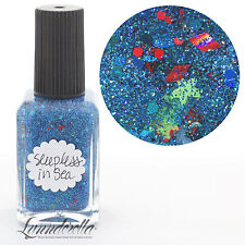 Lynnderella Limited Edition Nail Polish—Sleepless in Sea