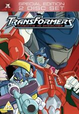 Transformers the Movie Robots in Disguise DVD Brand New and Sealed