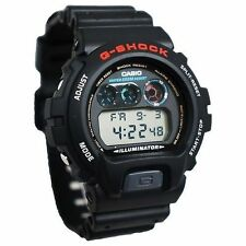 Casio G-Shock 200 Meter Watch, Chronograph, Resin Strap, Alarm,  DW6900-1V