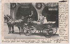 Vintage Postcard Frederick I, Grand Duke of Baden Duchess Louise