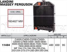 11484 KÜHLER WASSER traktoren Landini 5500-5830-5840-6500-6550-6830-6840