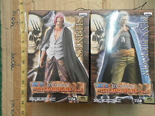 Banpresto One piece Grandline Men DX Vol. 8 Shanks & Benn Beckman figure 2 pcs