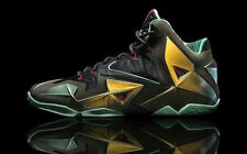 Nike Lebron 11 XI King's Pride Size 12. 616175-700 bhm all star kyrie what the