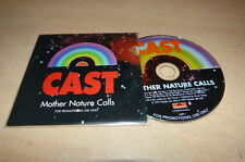 CAST - MOTHER NATURE CALLS  !!!!  FRENCH PROMO!!!!!RARE CD