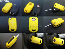 QUALITY SILICONE KEY FOB PROTECTOR CASE OPEL VAUXHALL ASTRA CORSA ZAFIRA VECTRA