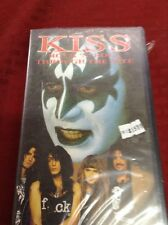 KISS - Rock 'N' Roll Through the Nite VHS New Sealed