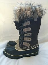 Ladies Sorel Snow Boots Size 5.