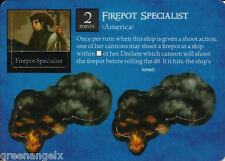 PIRATES OF THE REVOLUTION - 102 AMERICAN FIREPOT SPECIALIST